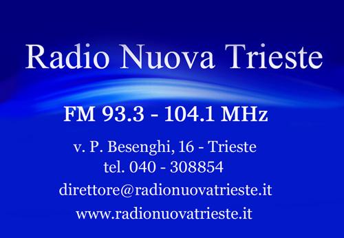 Banner Radio Nuova Trieste
